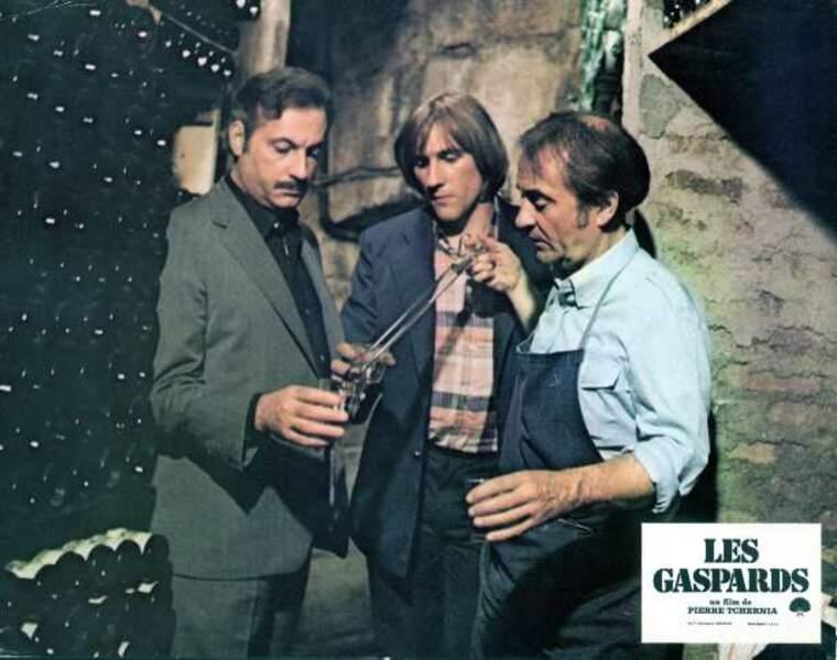 Les Gaspards (Pierre Tchernia, 1974) : avec Michel Serrault et Jean Carmet