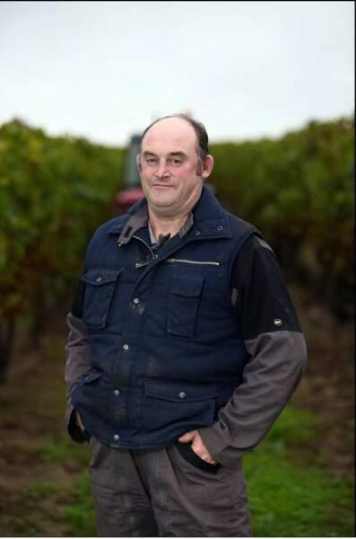 Philippe, 46 ans, polyculteur et producteur de cognac