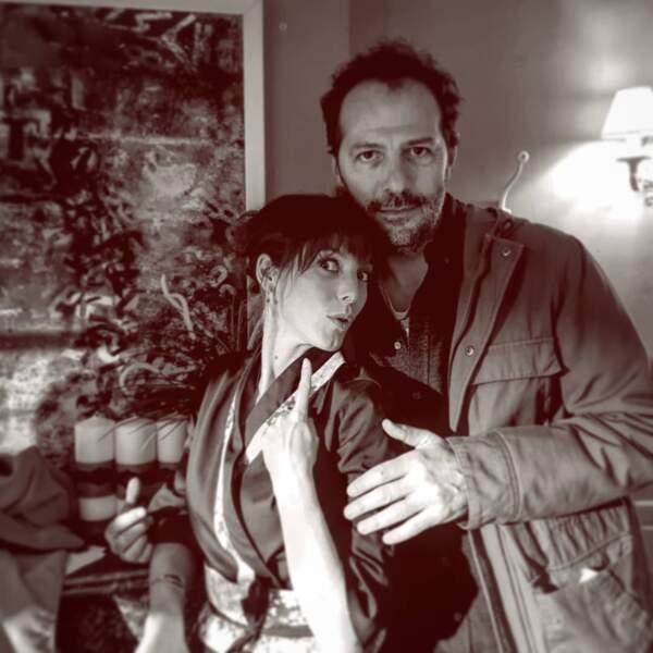 Les jolies retrouvailles d'Elodie Varlet avec Jean-Charles Chagachbanian…