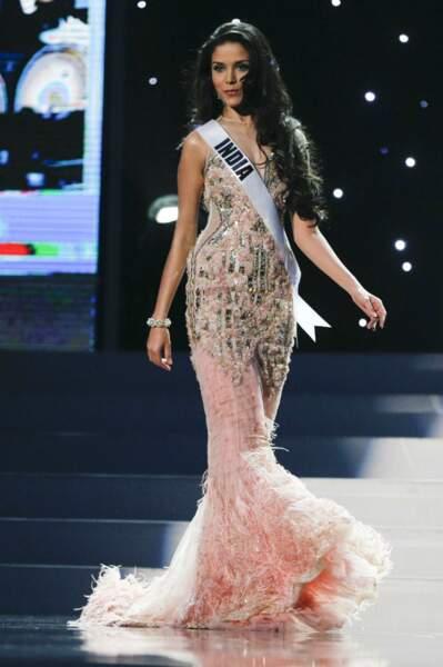 Manasi Moghe, Miss Inde