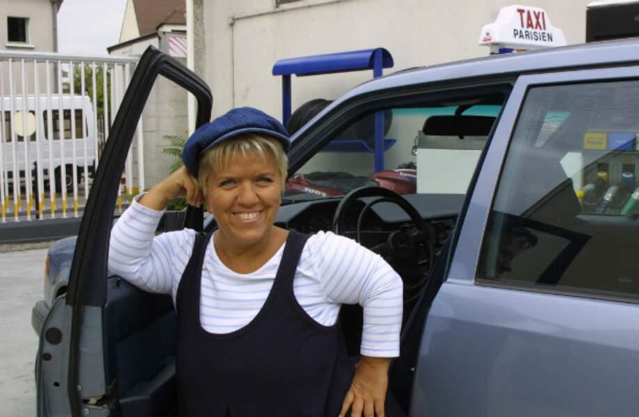 Joséphine, chauffeur de taxi