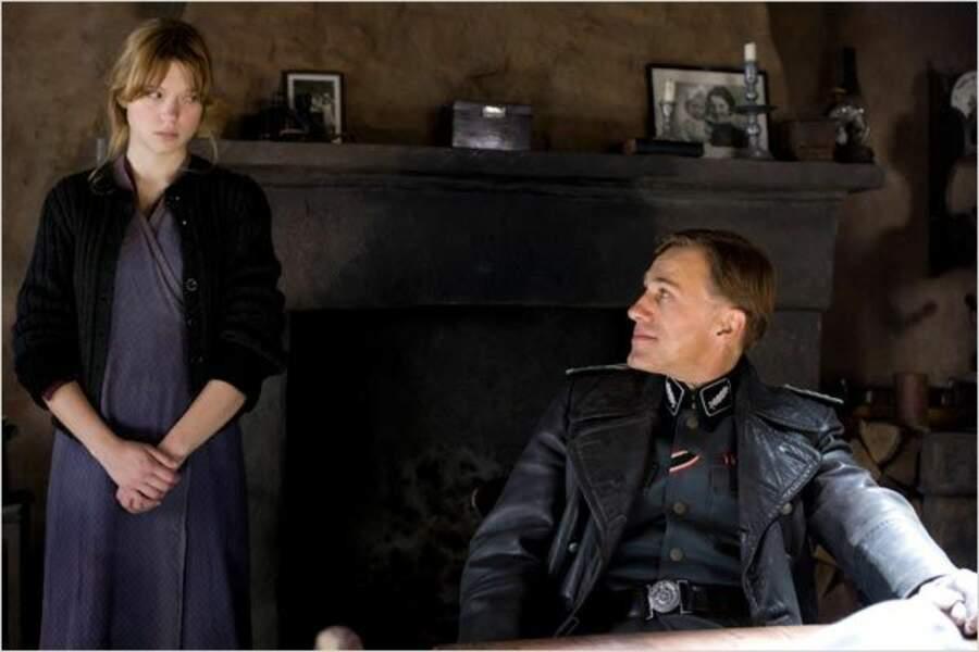 Quentin Tarantino lui offre en 2009 un rôle dans son Inglourious Basterds