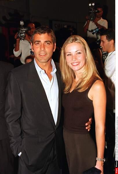 Céline Balitran avait quitté Paris pour les beaux yeux de George Clooney.