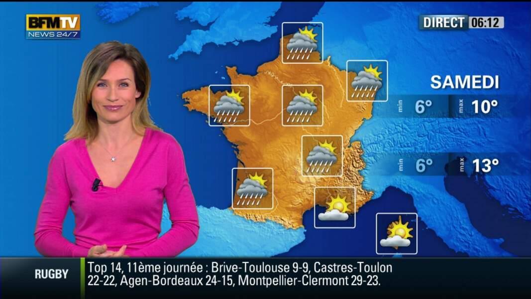 Sandra Larue - BFM TV