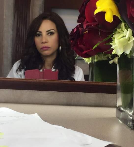 Elizabeth Rodriguez, qui joue Aleida Diaz