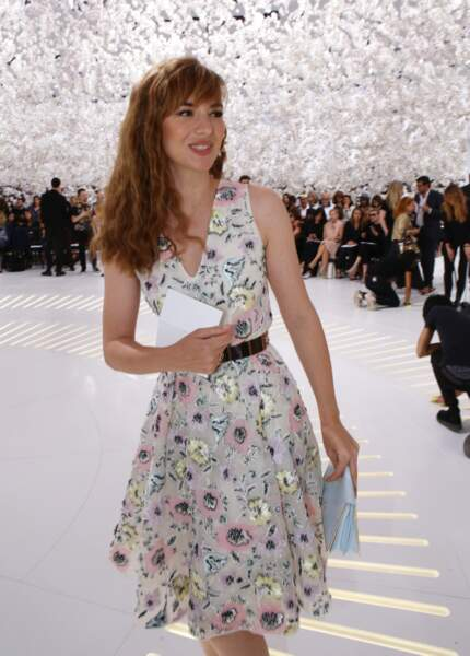 Louise Bourgoin chez Dior