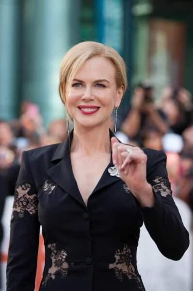 Nicole Kidman a réussi !