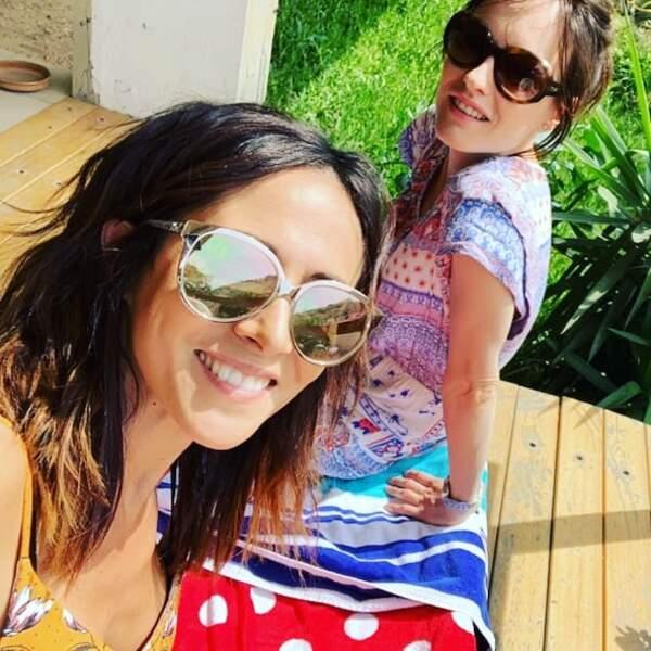 Sympa la loge en extérieur de Fabienne Carat et Lara Menini