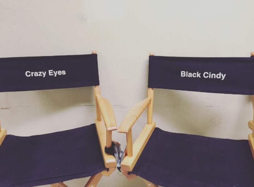 Mais surtout, celui de la saison 5 d'Orange is the New Black !