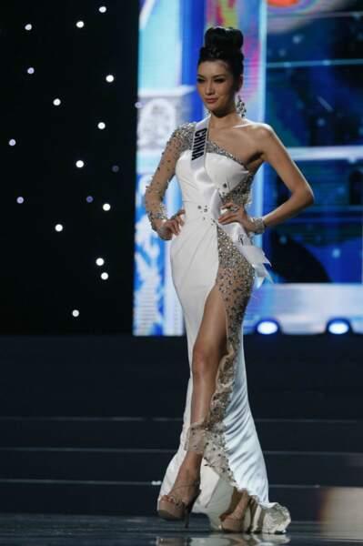 Jin Ye, Miss Chine