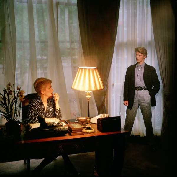 Les Prédateurs de Tony Scott (1983), avec David Bowie