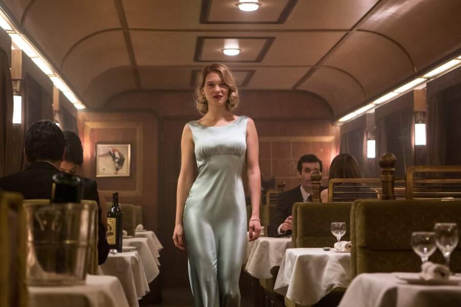Dans la peau d'une James Bond Girl pour 007 Spectre