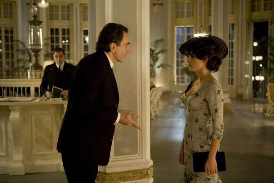 ... la maîtresse de Guido Contini, joué par Daniel Day-Lewis