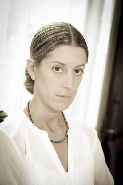 Madame Lareigne, surveillante des filles et professeur de maintien