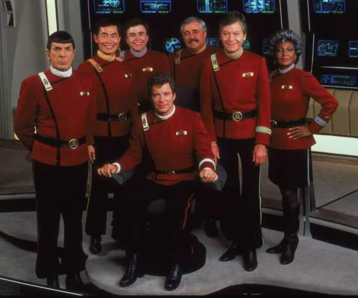 Star Trek 5 : L'Ultime Frontière (1988)