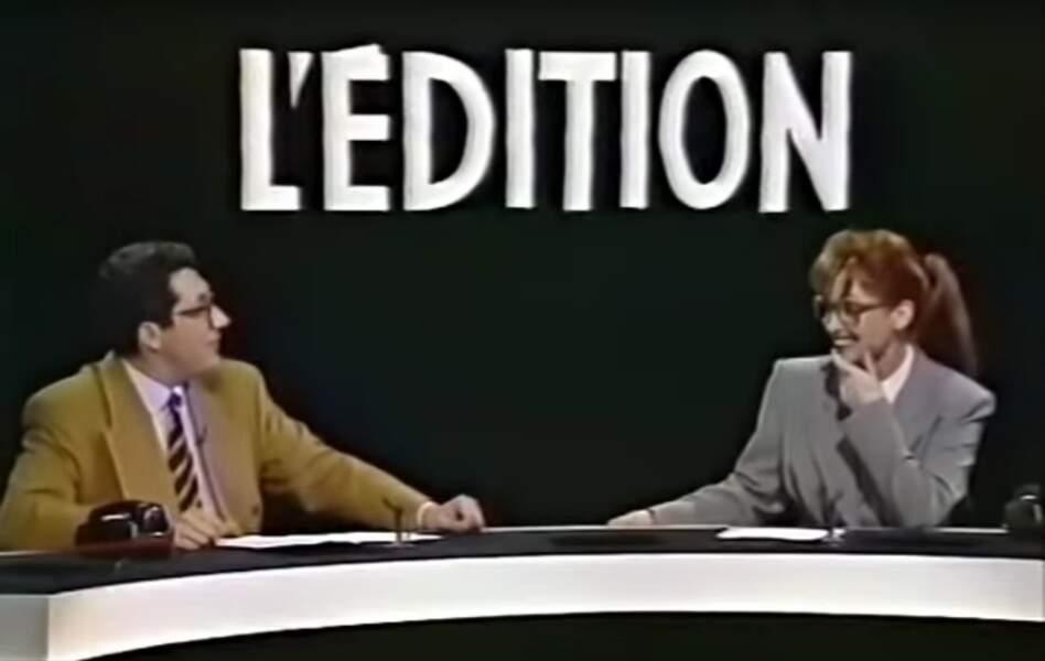LES NULS, L'ÉMISSION (1990-1992)