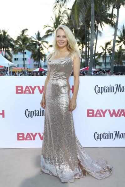 La bombe anatomique Pamela Anderson est devenue iconique grâce à ce rôle