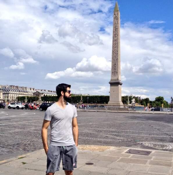 La place de la Concorde !