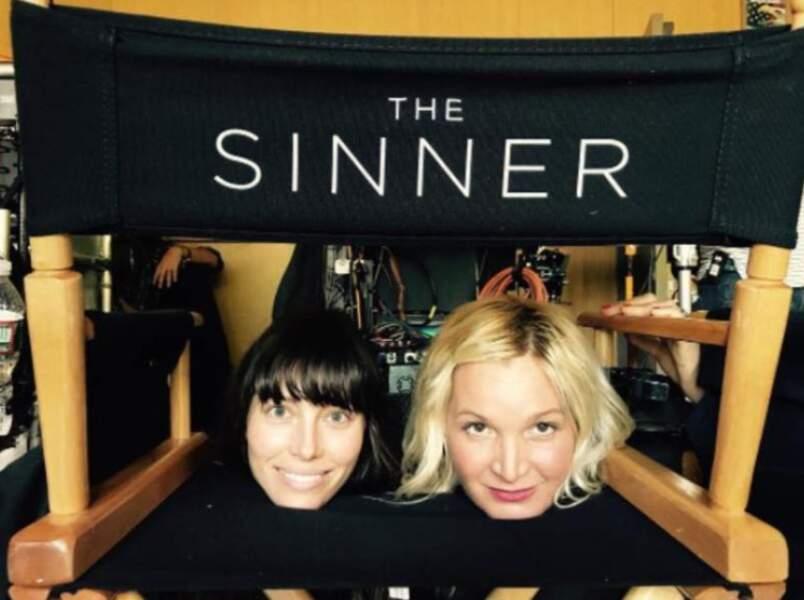 Jessica Biel a étonné en effectuant son come-back TV dans The Sinner.