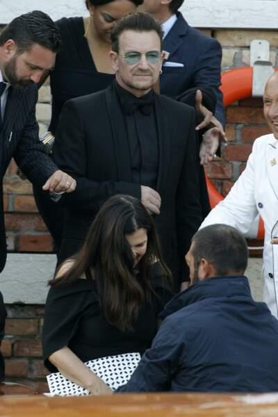 Bono, le leader de U2