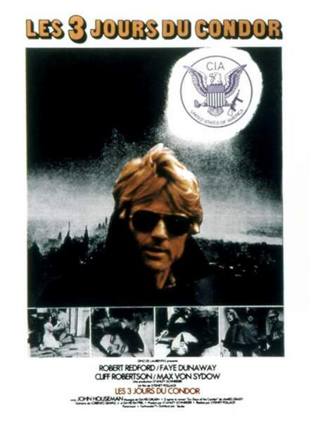 Les 3 jours du Condor (1975)
