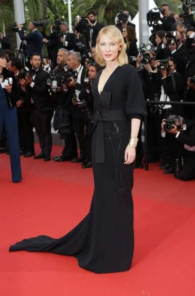Cate Blanchett, 46 ans. La grande grande classe.