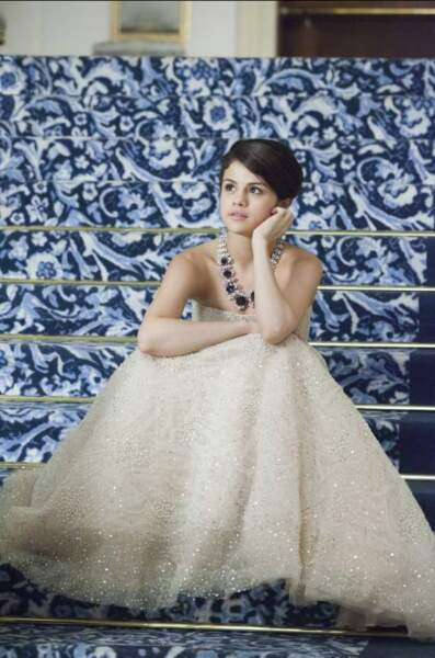 Selena Gomez rêveuse dans Bienvenue à Monte Carlo (2011)