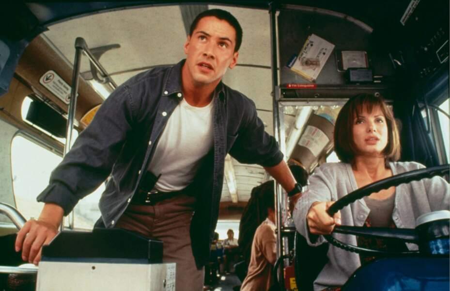 Speed (Jan de Bont, 1994) : avec Keanu Reeves