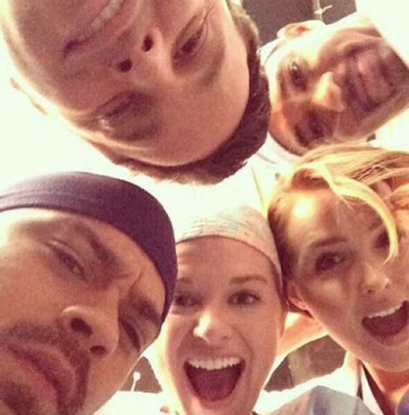 Grey's Anatomy : des médecins au top !