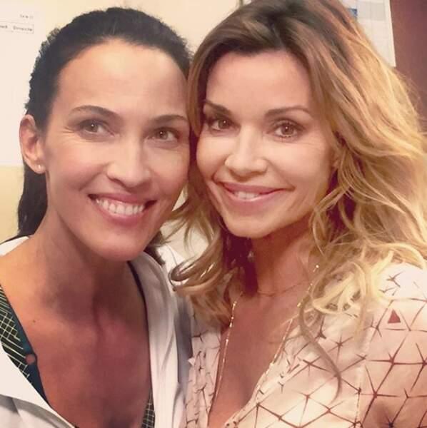 L'ex-Miss France Linda Hardy a rejoint Ingrid Chauvin dans Demain nous appartient.
