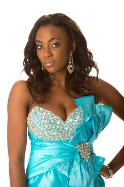 Miss Nigeria (Isabella Agbor Ojong Ayuk)