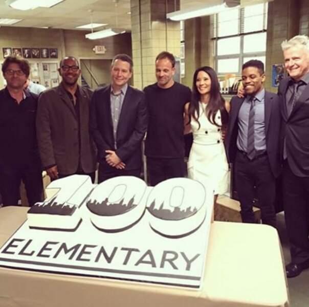 Mais, heureusement, tout rentre dans l'ordre pour fêter le centième épisode !