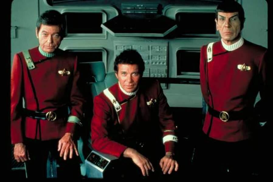 Star Trek 2 : la colère de Khan (1982)