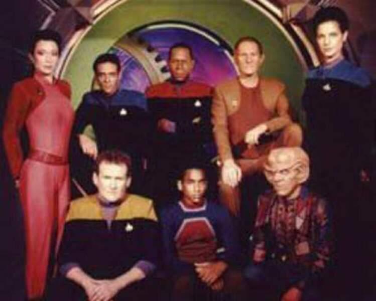 Star Trek Deep Space Nine (série 1993-1999)
