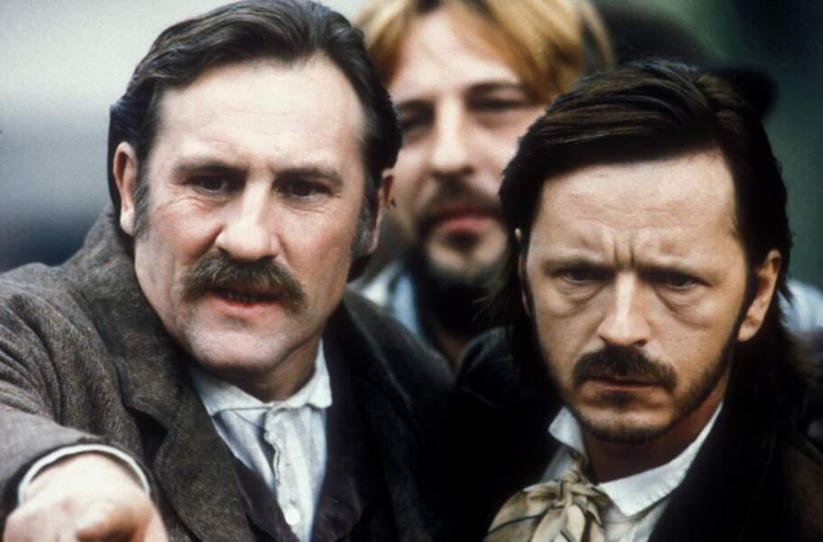 Germinal (Claude Berri, 1993) : avec Renaud