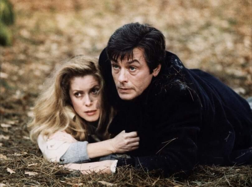 Le Choc de Robin Davis (1982), avec Alain Delon