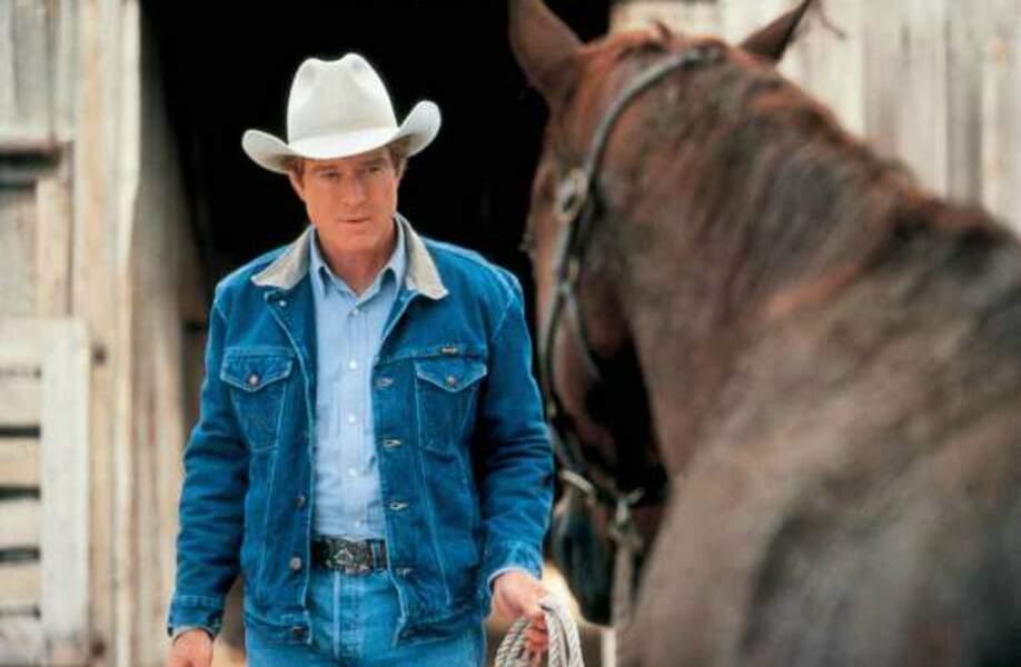 L'homme qui murmurait à l'oreille des chevaux, de Robert Redford (1998)