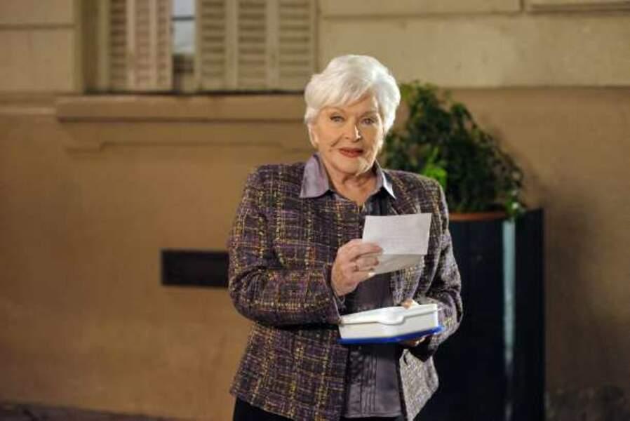 10 000 eu par jour  : c'est ce que toucherait Line Renaud pour jouer dans des téléfilms de France Télévisions