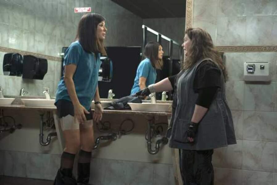 Les Flingueuses (Paul Feig, 2013) : avec Melissa McCarthy