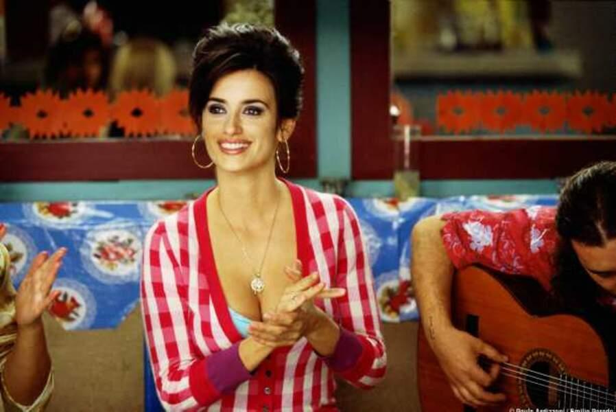 On a tous envie de lui chanter la sérénade dans Volver (2006)