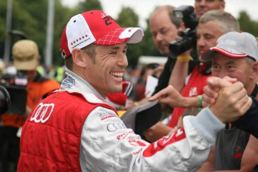 Le Danois Tom Kristensen détient le record avec 8 victoires au Mans