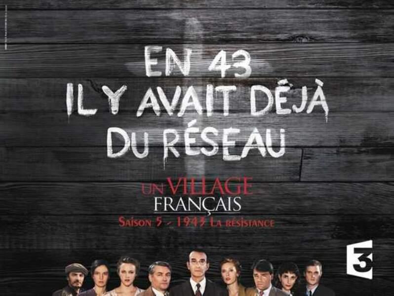 Un Village français saison 5 : une campagne de pub qui marque