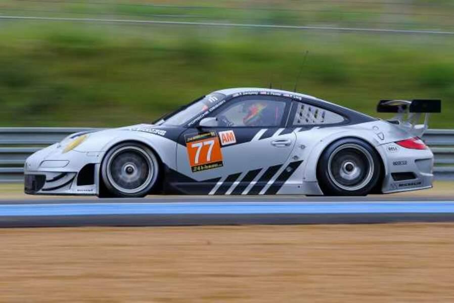 Patrick Dempsey a participé aux essais des 24 Heures du Mans