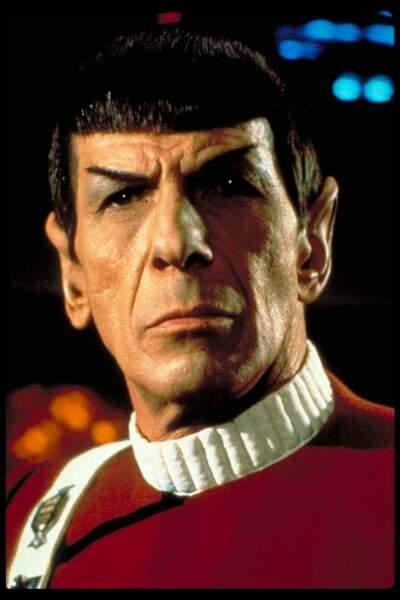 Star Trek 2 : la colère de Khan (1982) (Leonard Nimoy)