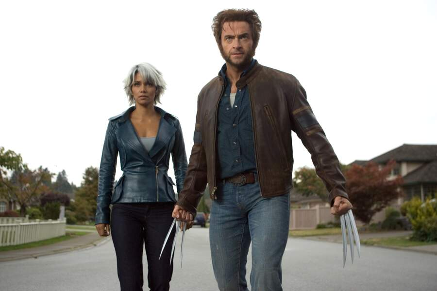 X-Men : l'affrontement final (de Brett Ratner, 2006) : avec Halle Berry
