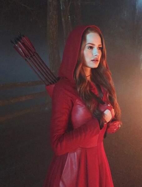 Cheryl de Riverdale serait-elle prête à rejoindre Arrow ?