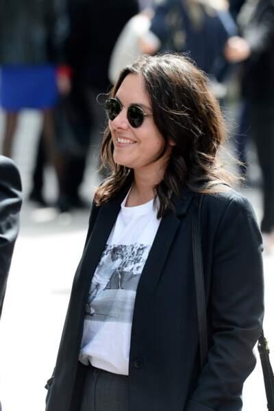 Lea Dominguez, la fille de Patrice Dominguez