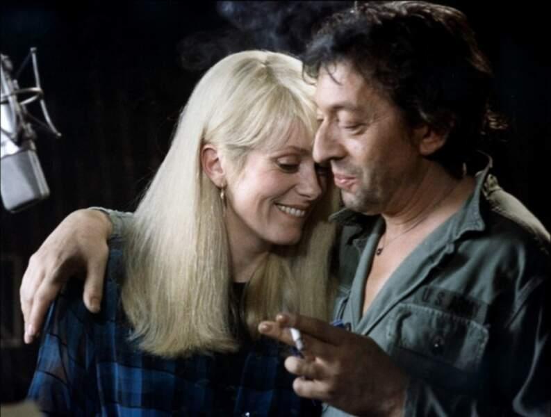 Je vous aime de Claude Berri (1980), avec Serge Gainsbourg