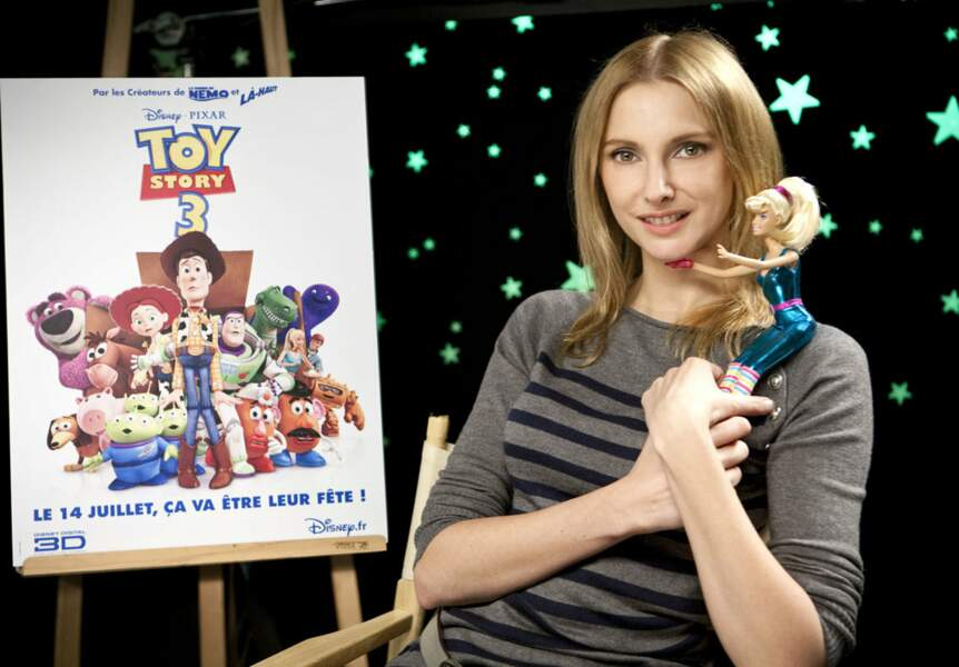 Toy Story 3, la voix de Barbie des studios Disney-Pixar (2010)