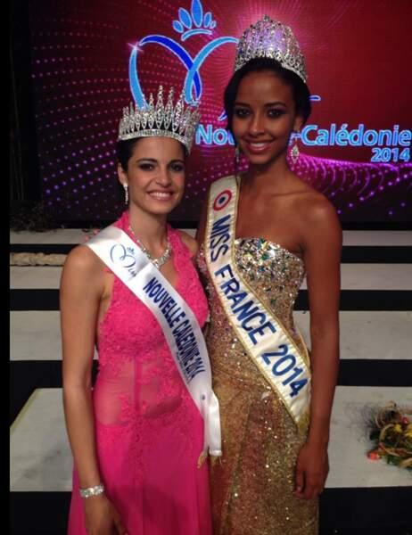 Mondy Laigle est Miss Nouvelle Calédonie 2014